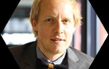 Locus Intelligence Head of Client Services Jacques Laverman's Photo